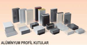Alüminyum Profil Kutular