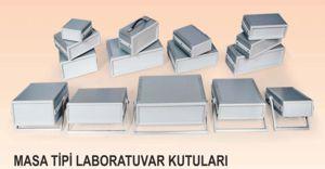 Masa Tipi Laboratuvar Kutuları