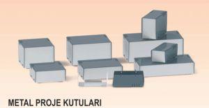 Metal Proje Kutuları