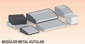 Modüler Metal Kutular