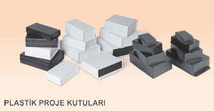 Plastik Proje Kutuları