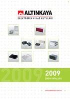 2009 Ürün Kataloğu