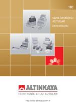 2008 Ürün Kataloğu