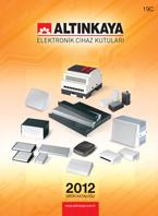 2012 Ürün Kataloğu